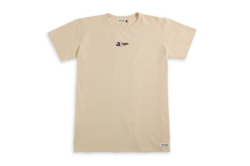 Shelflife x Artclub and Friends T-Shirt Dress