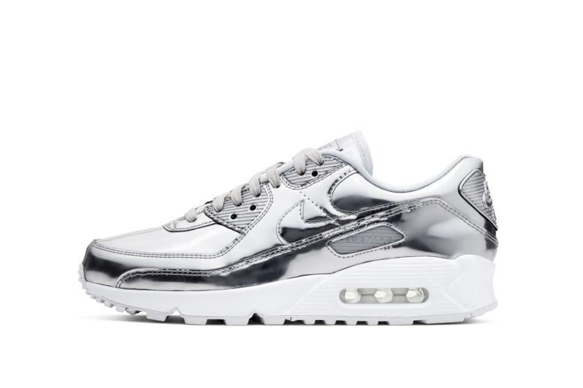 Nike WMNS Air Max 90 'Metallic Pack'