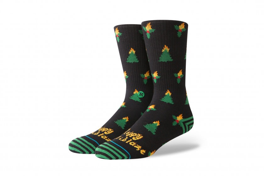 Stance Holiblaze Socks