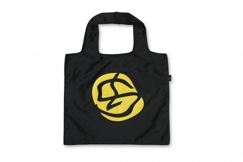 Shelflife Warpy Logo Shopper Bag