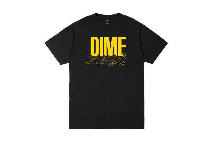 Dime Support Tee