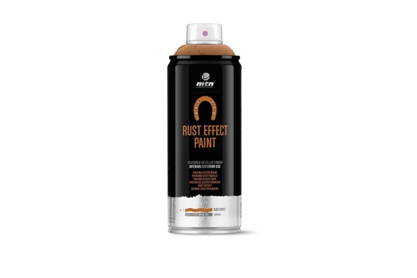 MTN Pro Rust Effect