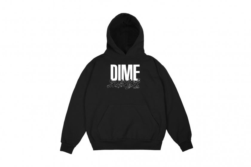 Dime Support Hoodie