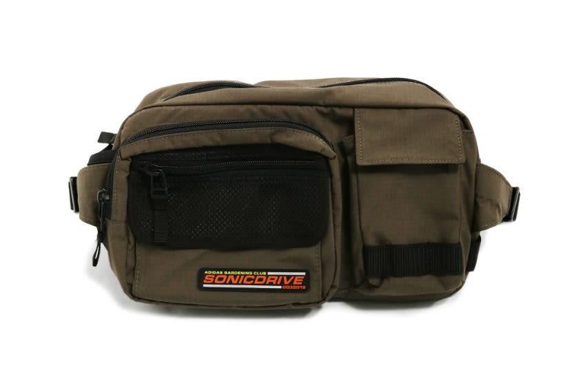 adidas Consortium 'Gardening Pack' Waist Bag