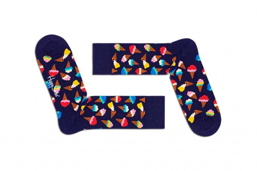 Happy Socks Ice Cream
