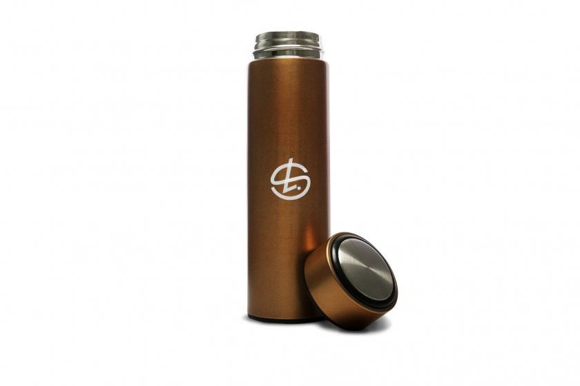 Shelflife 500ml Stainless Steel Bottle