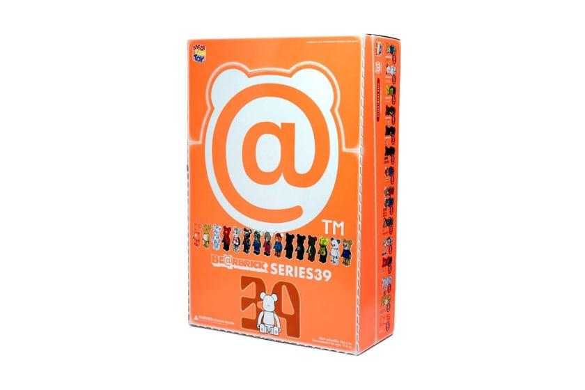 Medicom Toy Bearbrick Series 39