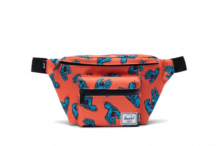 Herschel Supply Co. x Santa Cruz Seventeen Hip Bag