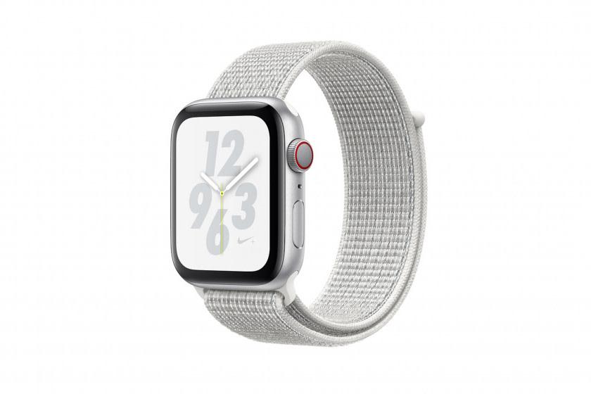 Apple Watch Series 4 Nike + 40mm GPS Aluminium Case with Sport Loop