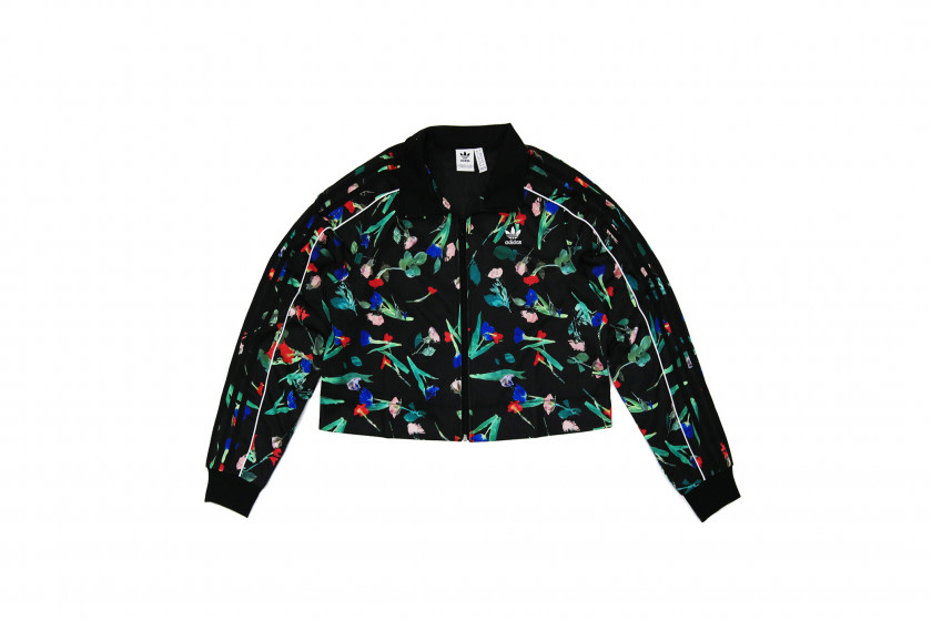 adidas WMNS Bellista Allover Print Track Top