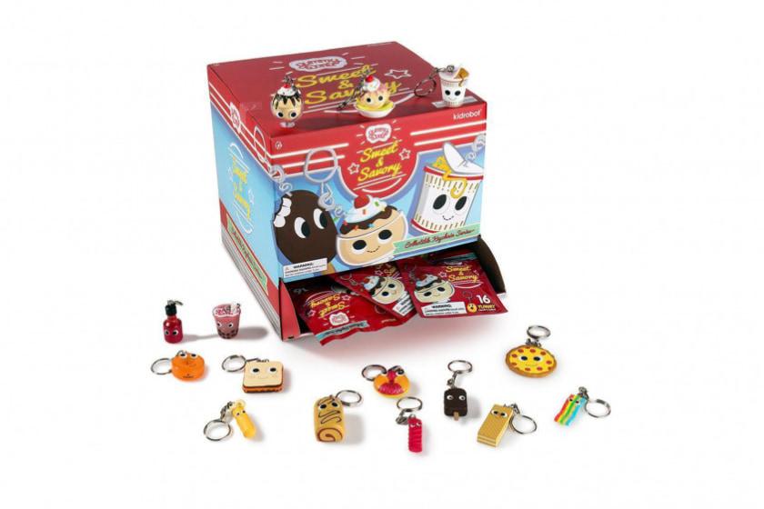 Kidrobot Yummy World Sweet and Savoury Keychains (Blind Box)