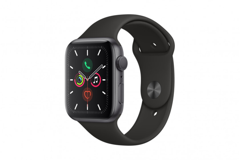 Apple Watch Series 5 44mm GPS Grey Aluminium Case with Sport Band