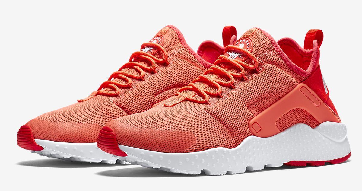 Coming soon: Nike Air Huarache Run Ultra Bright Mango | Shelflife