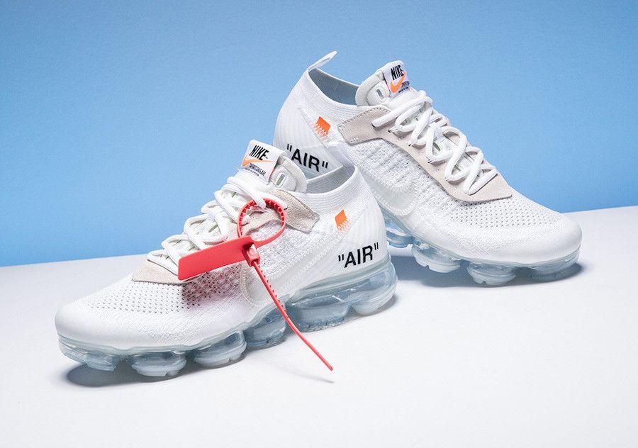 vapor max per off white
