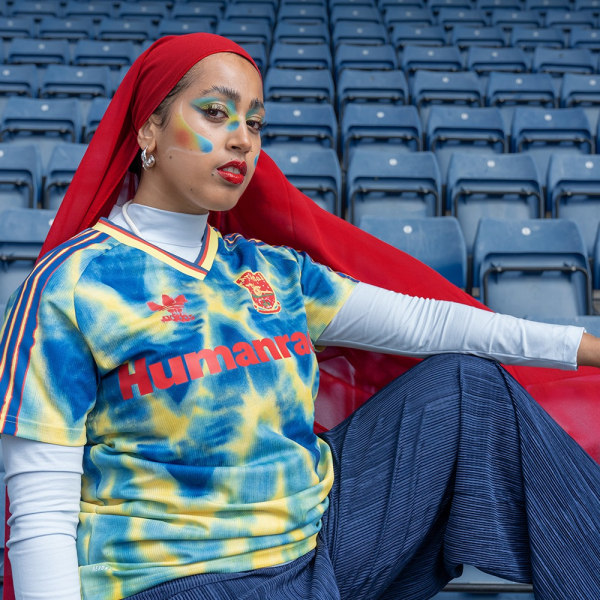 adidas x Pharrell Humanrace Football Jerseys