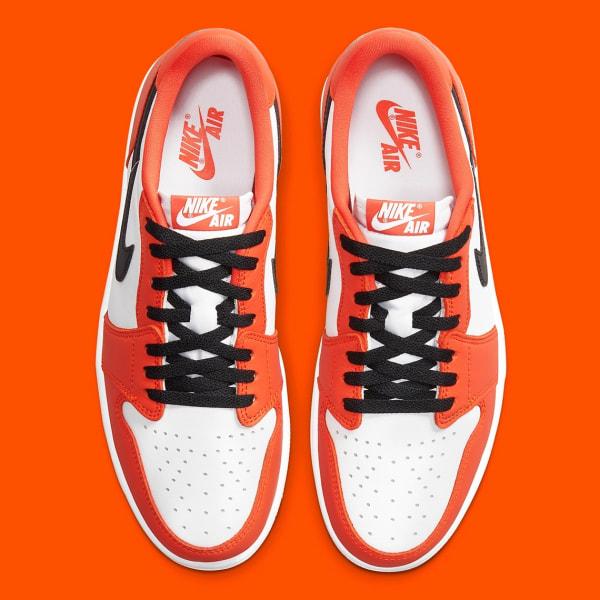 Air Jordan 1 Low OG 'Starfish'