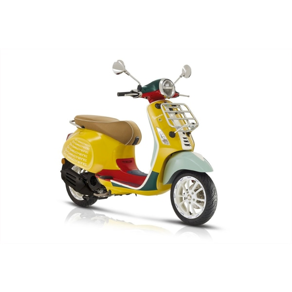 Sean Wotherspoon x Vespa Collaboration