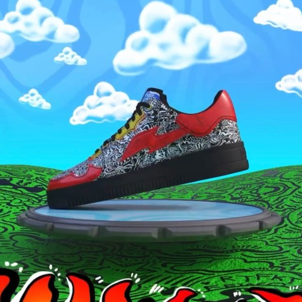 Virtual Sneaker Sale Raises R46 Million in 7 Minutes