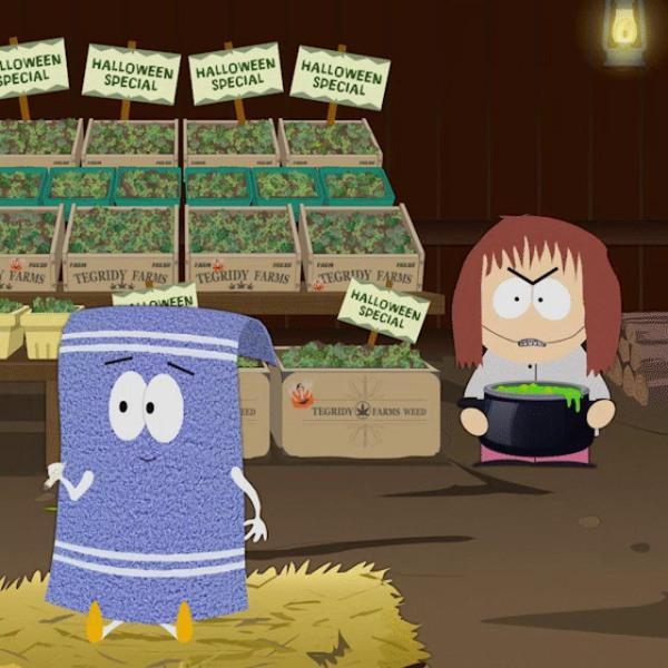 South Park x adidas Campus 'Towelie'