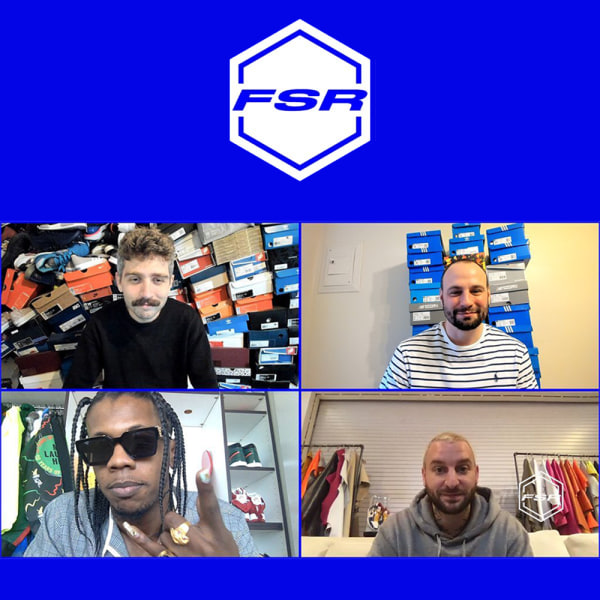 Full Size Run with The Shoe Surgeon Goes Live from Lockdown