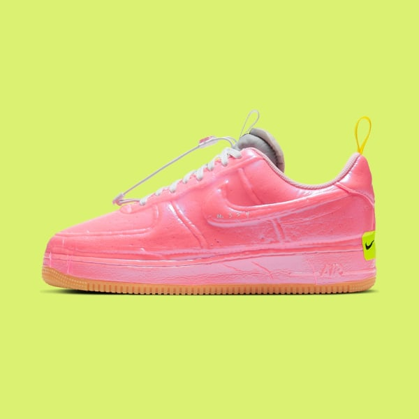 Nike Air Force 1 Experimental - Racer Pink/Arctic Punch