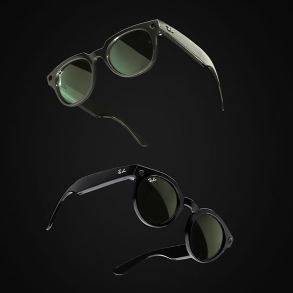 Ray-Ban & Facebook Launch Smart Glasses