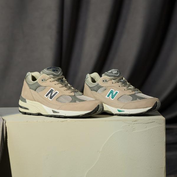 New Balance 991 'Made in UK' 20th Anniversary Pack