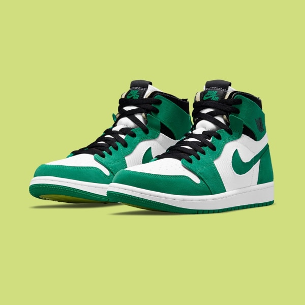 Air Jordan 1 Zoom CMFT - 'Stadium Green'