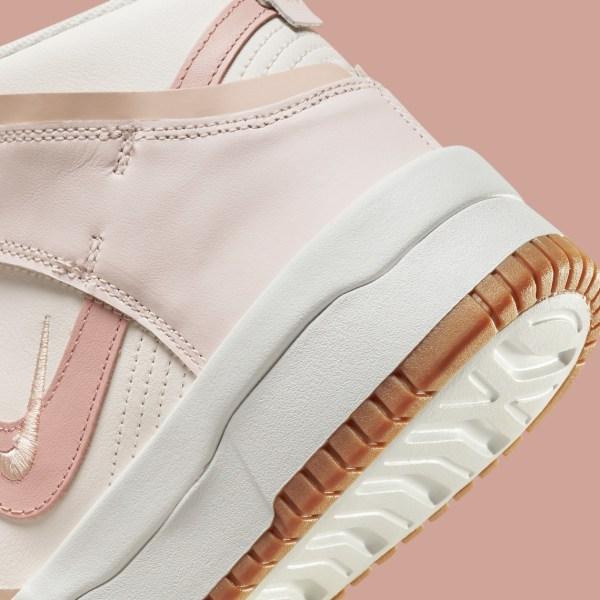 Nike Women's Dunk High Rebel - 'Pink Oxford'