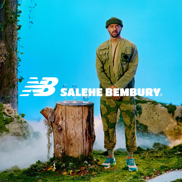 Salehe Bembury x New Balance 2002R 'Water Be The Guide'