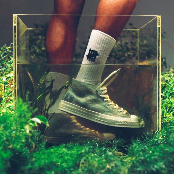 UNDEFEATED x Converse Chuck 70 Mid