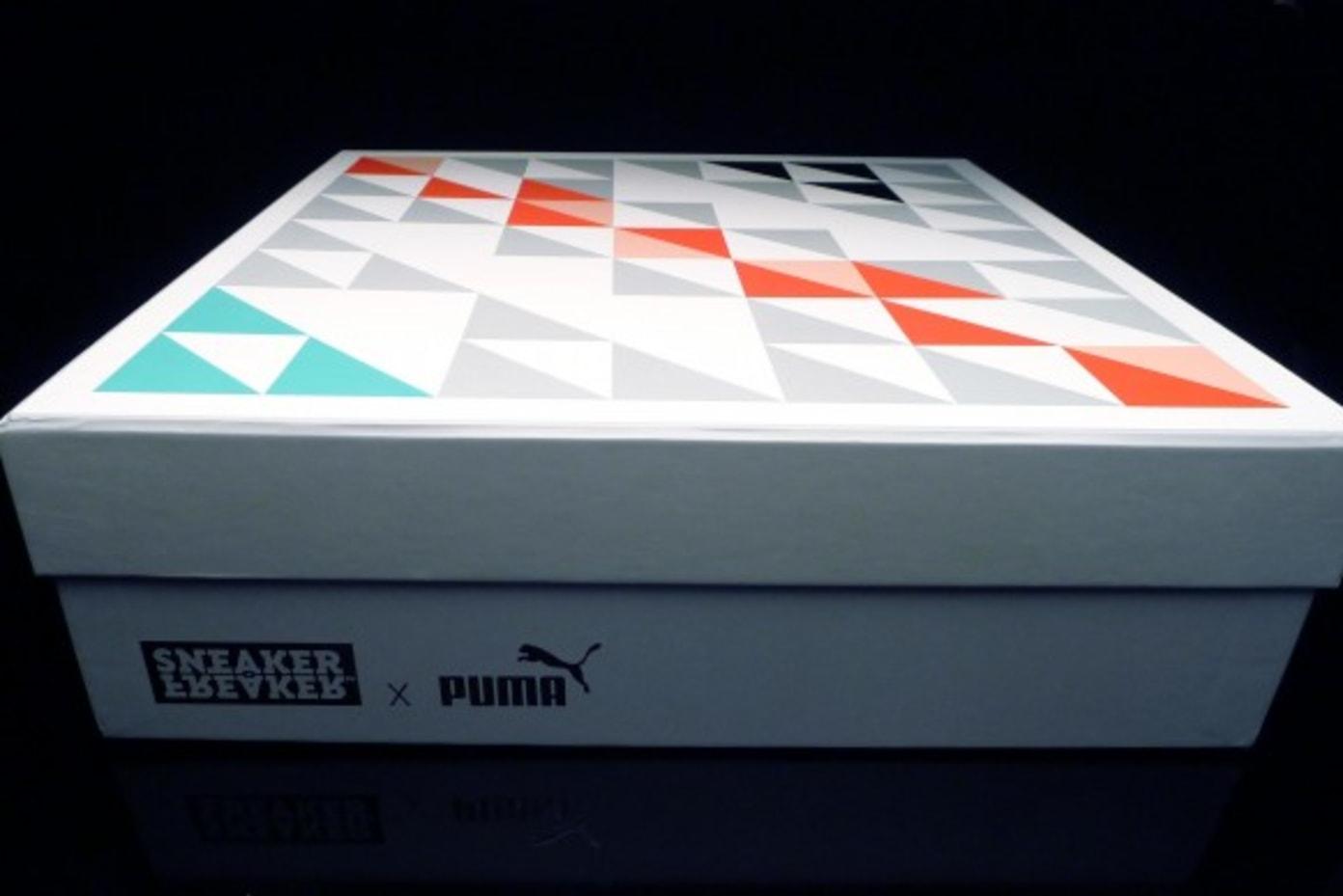 Puma x Sneaker Freaker Blaze of Glory Pack