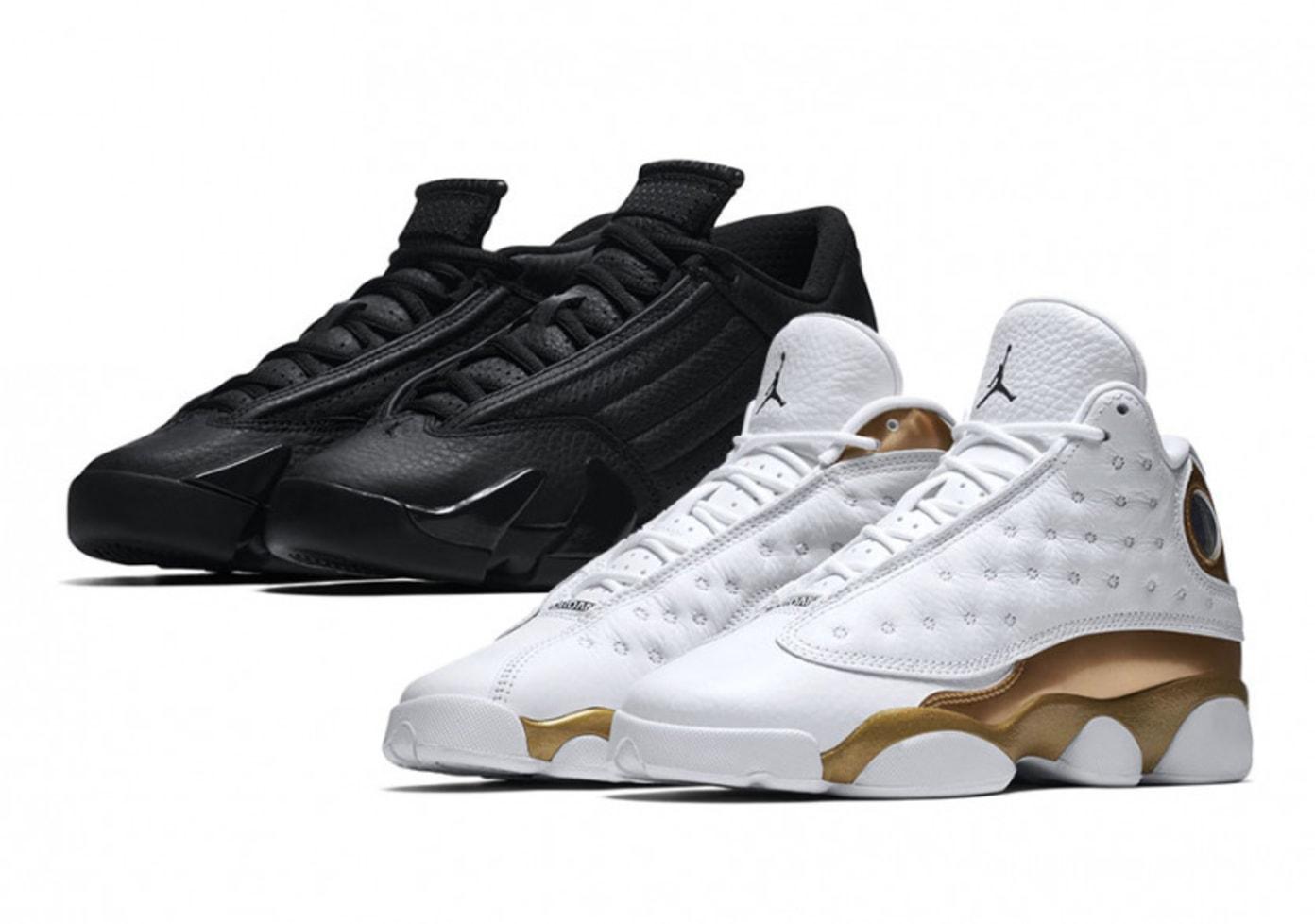 EXCLUSIVE: Nike Air Jordan 13/14 Defining Moments Pack