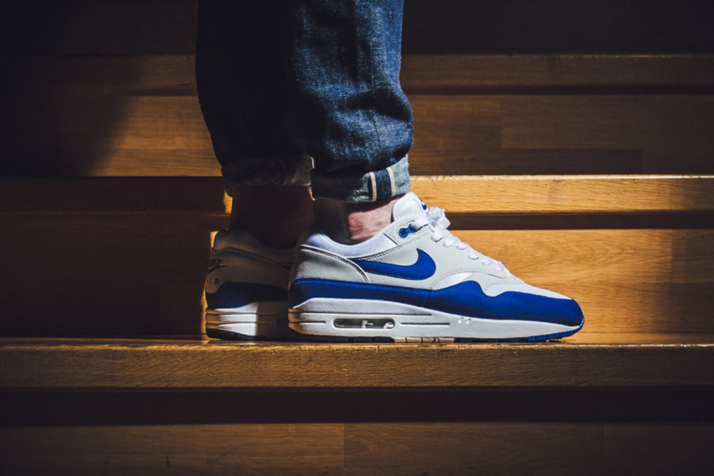 estudiante universitario Imaginativo a la deriva  Nike Air Max 1 OG Anniversary Royal Blue | RESTOCK | Shelflife
