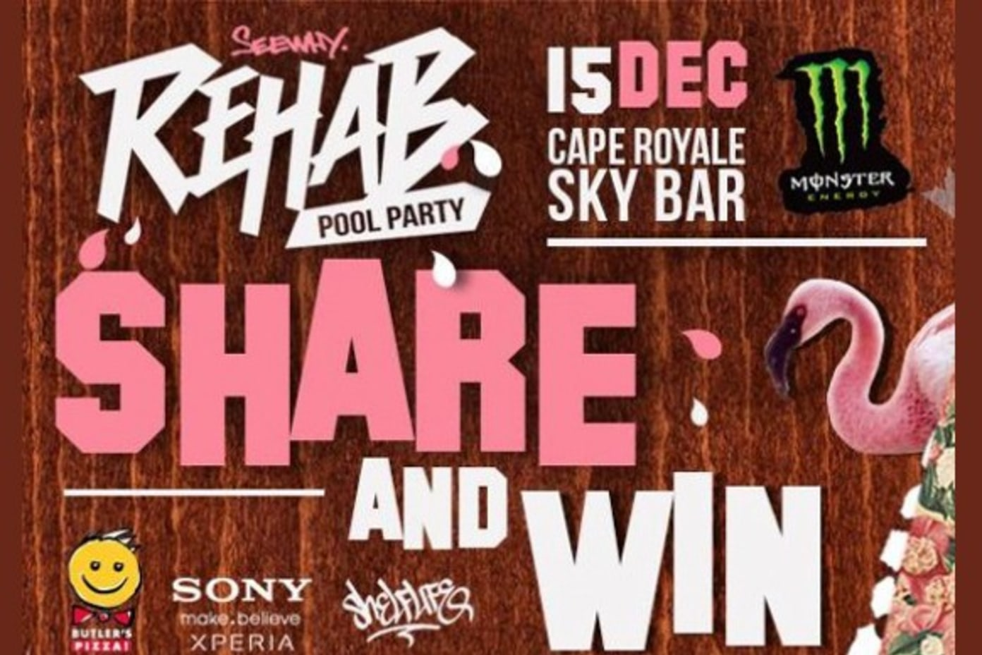Win with Shelflife and SEEWHYWEPARTY