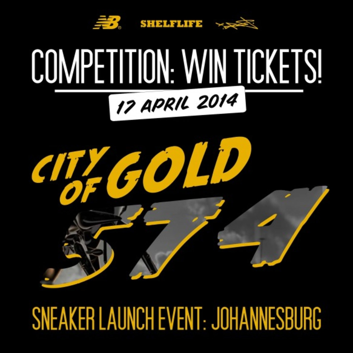 NB City of Gold - Johannesburg Launch Event