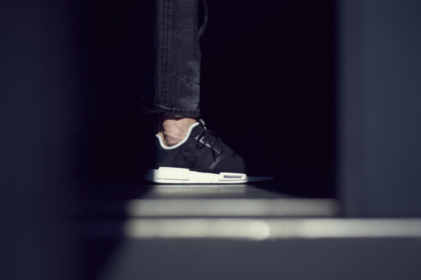 adidas Consortium – NEIGHBORHOOD x INVINCIBLE
