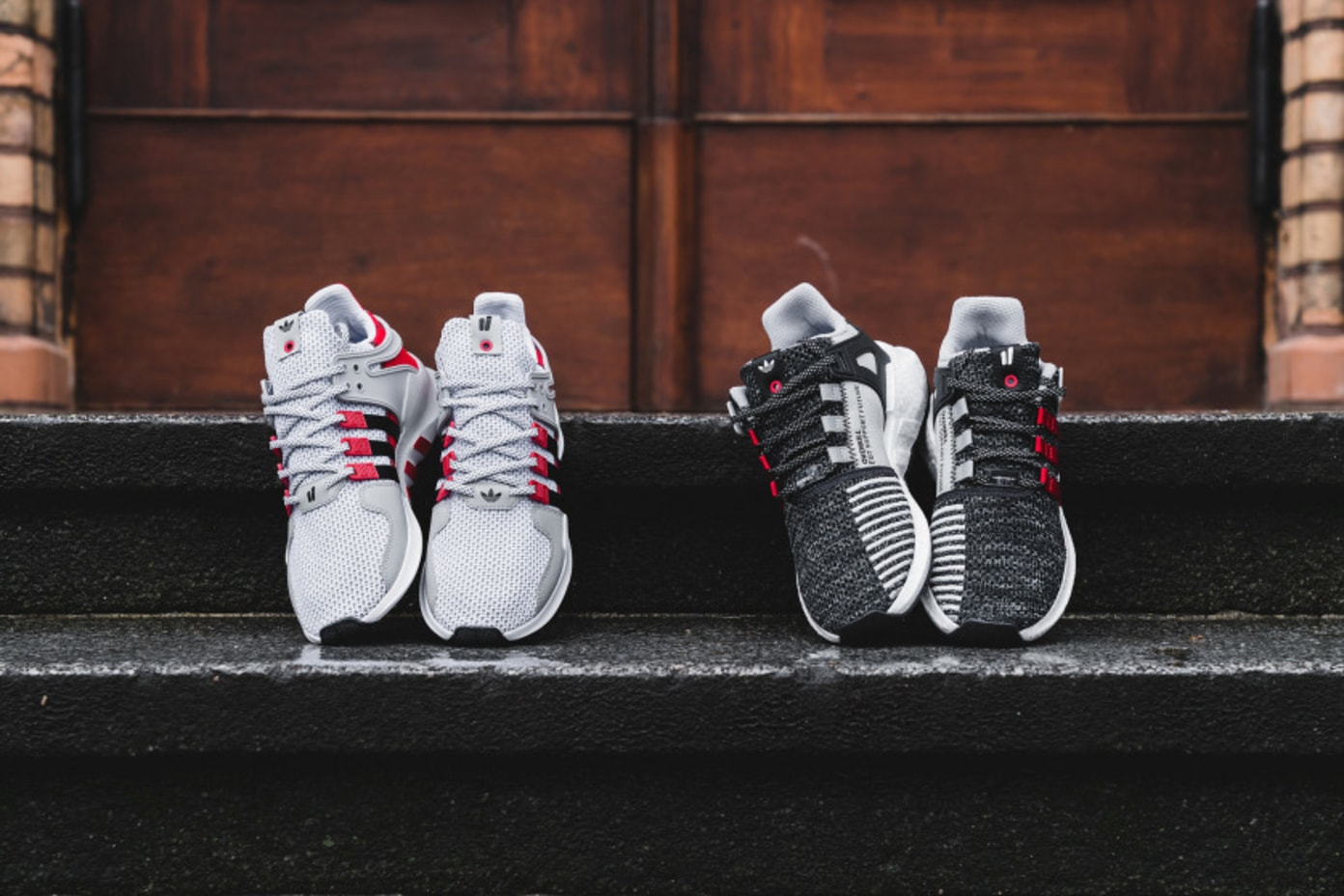 Overkill x adidas EQT Coat of Arms Pack