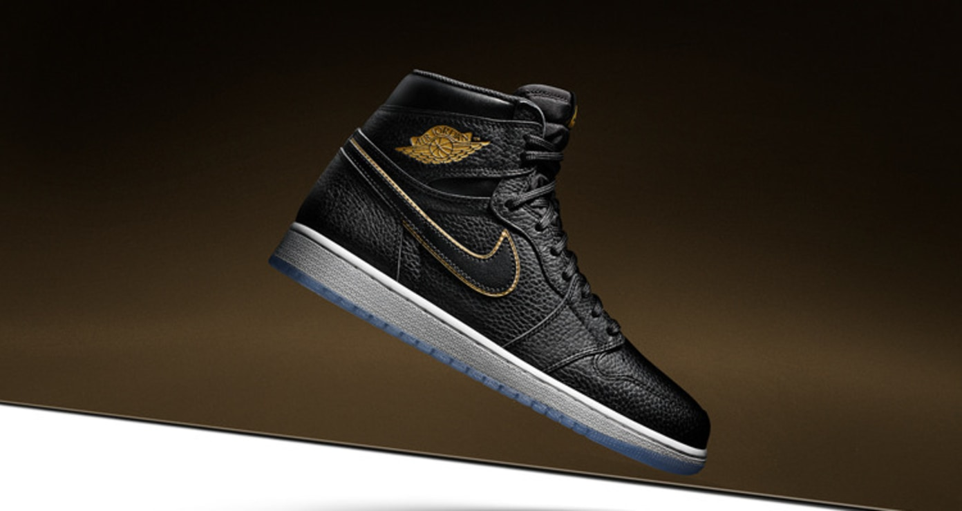 "Nike Air Jordan 1 Retro High OG ""LA"""