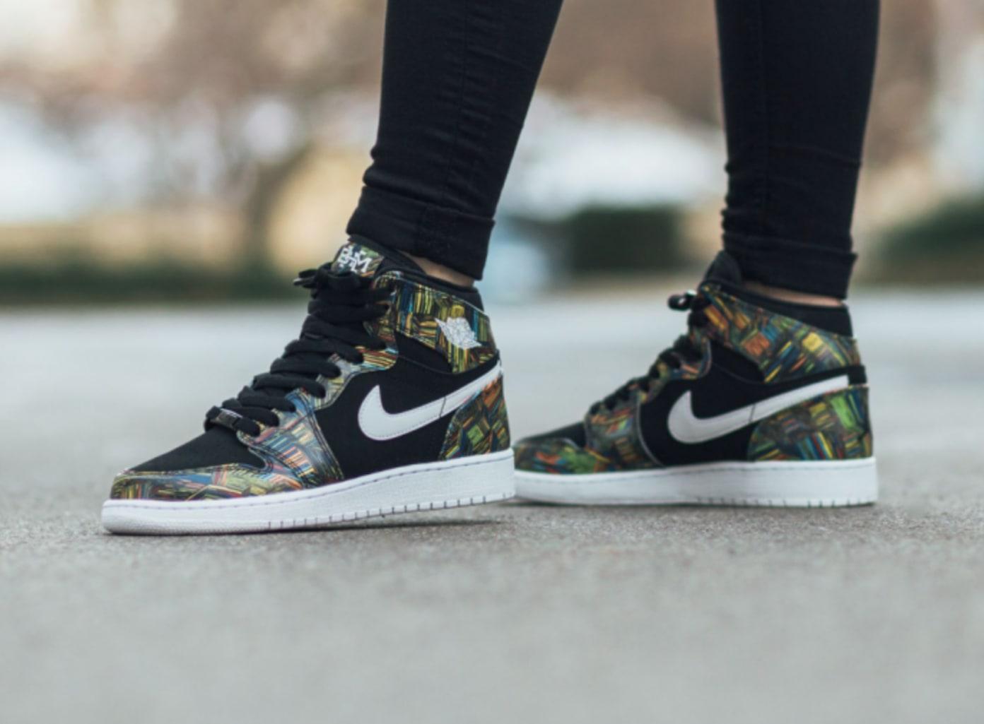 Nike Air Jordan 1 High GS BHM