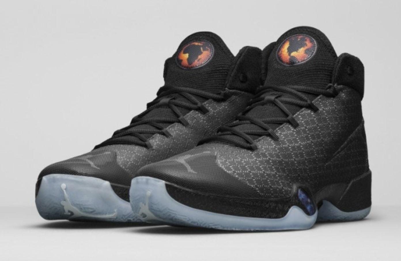 Nike Air Jordan 30 Black Cat