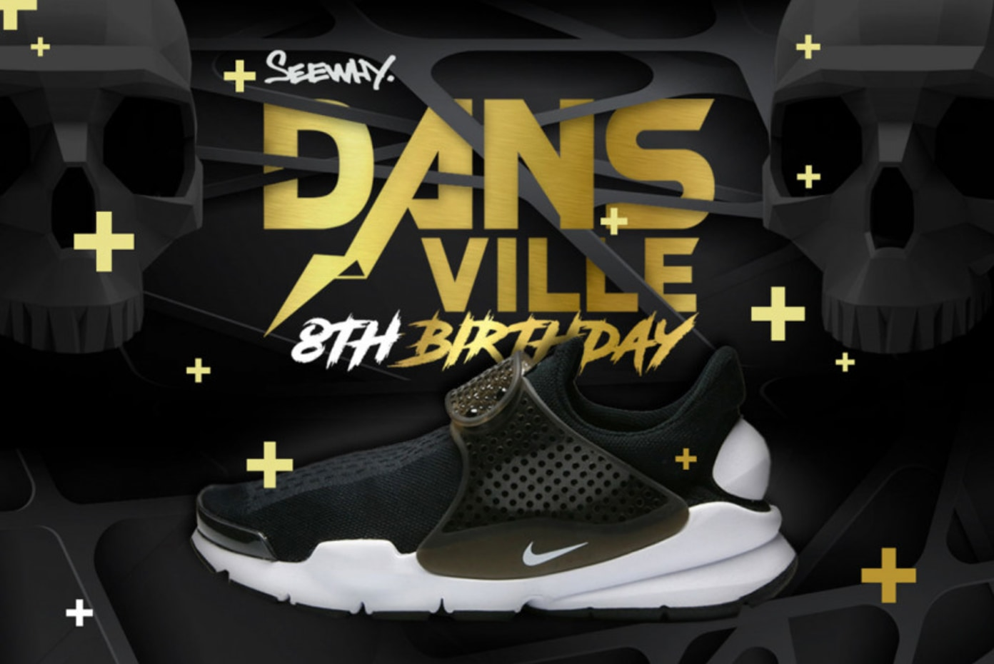 Dansville - 8th Birthday Competition