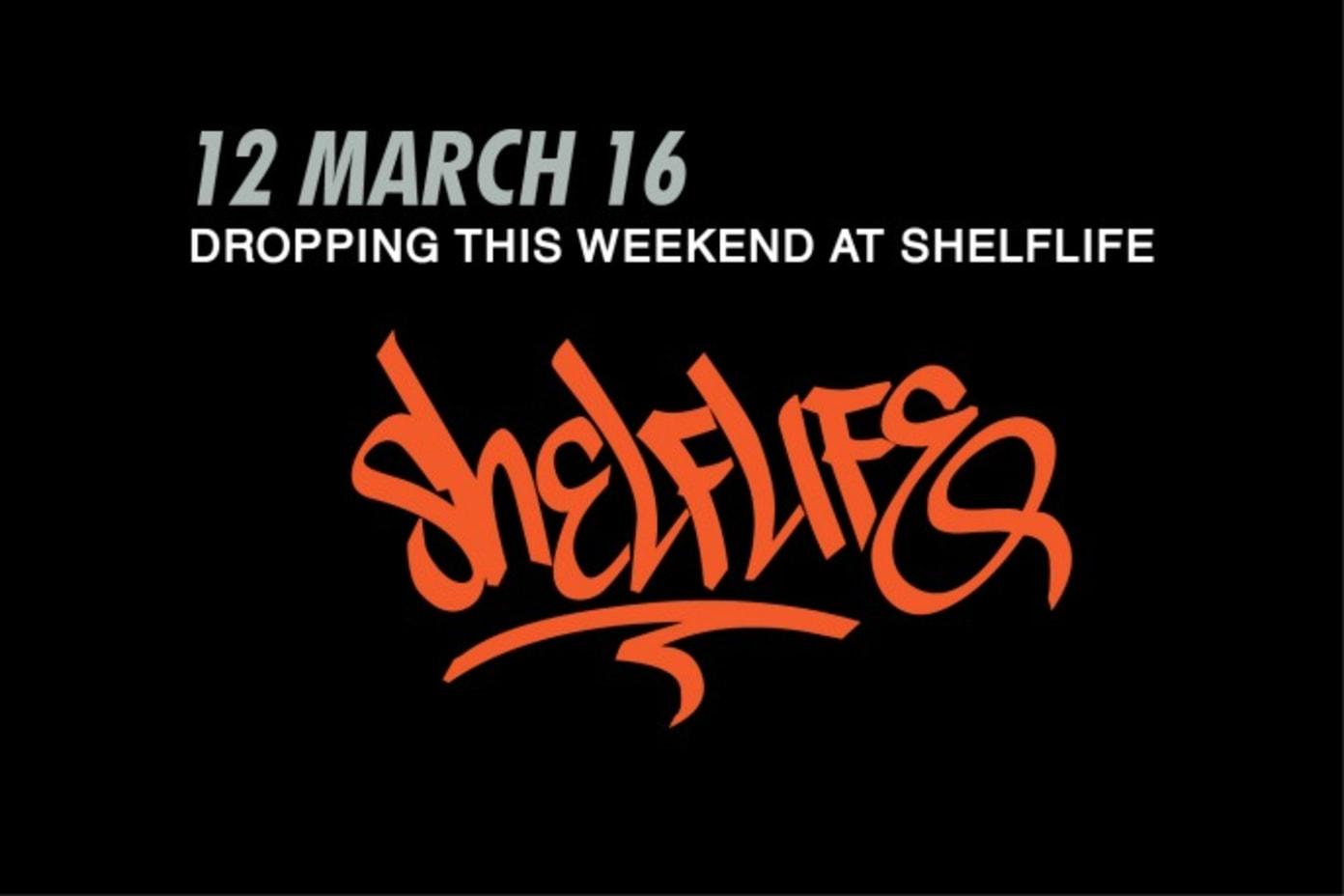 SHELFLIFE: Releasing this weekend