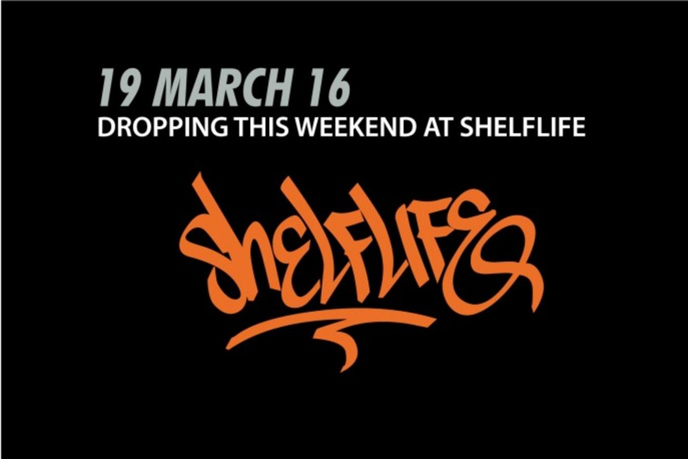 SHELFLIFE: Releasing this weekend - 19 March 2016