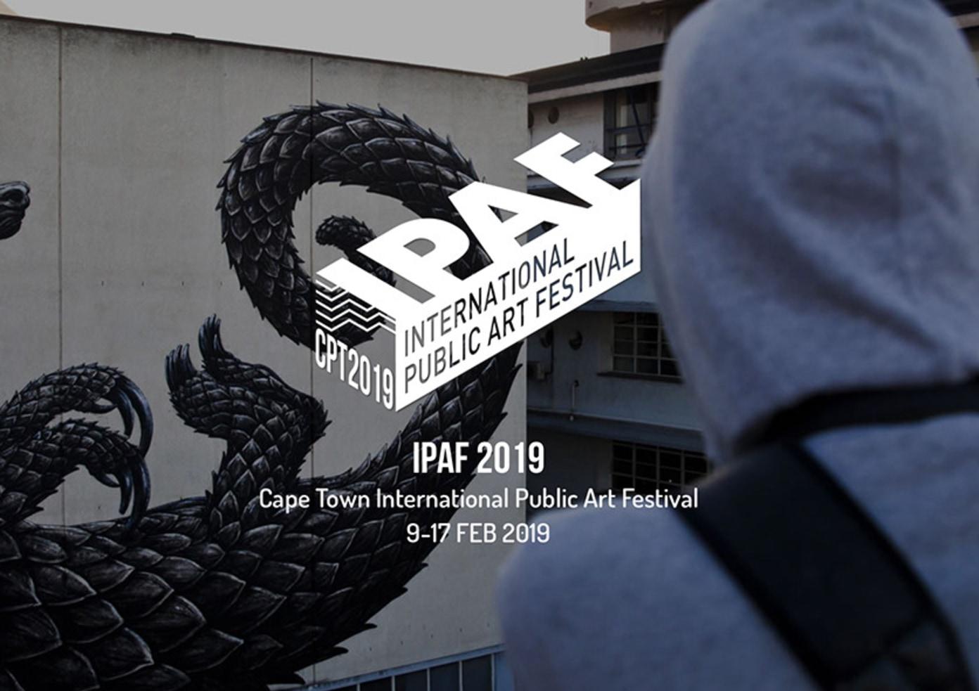International Public Art Festival in Cape town