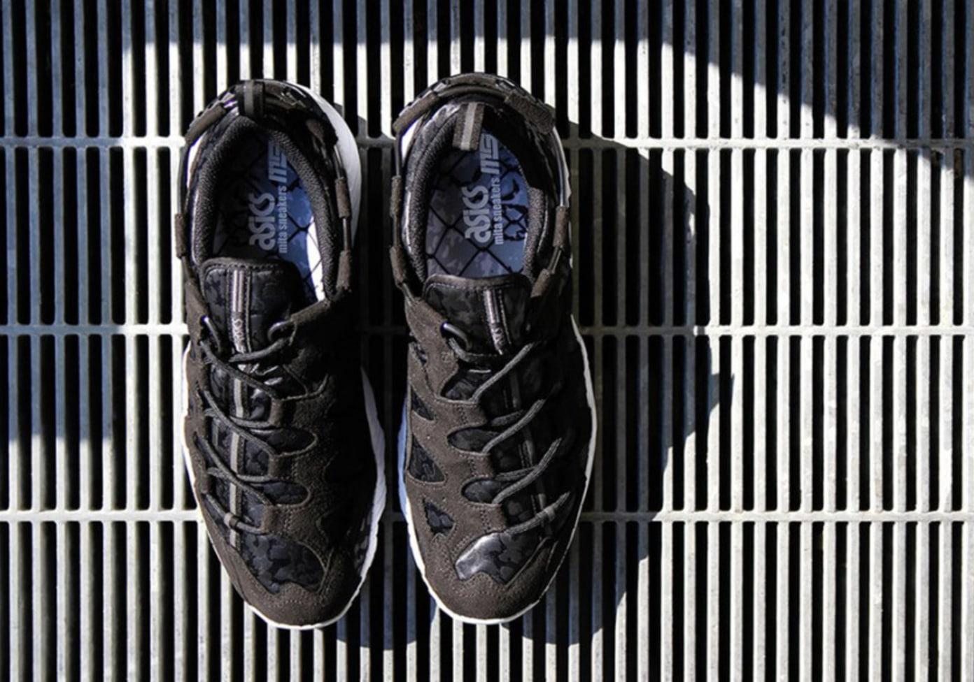 exposición Periodo perioperatorio no relacionado  mita sneakers x Asics Gel-Mai | Shelflife
