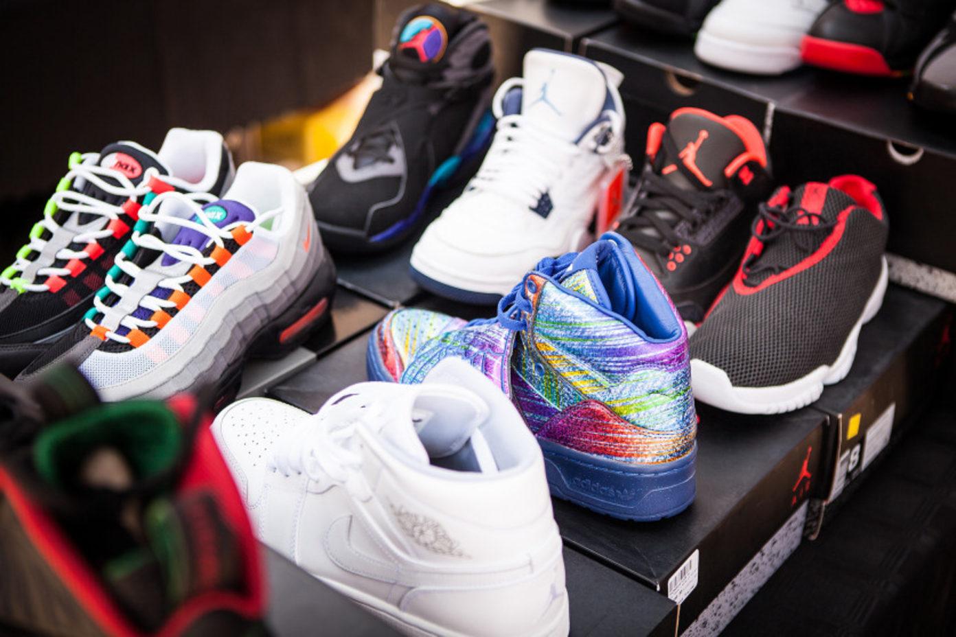 Sneak(er) Peek Africa's largest sneaker trading event – Sneaker Exchange