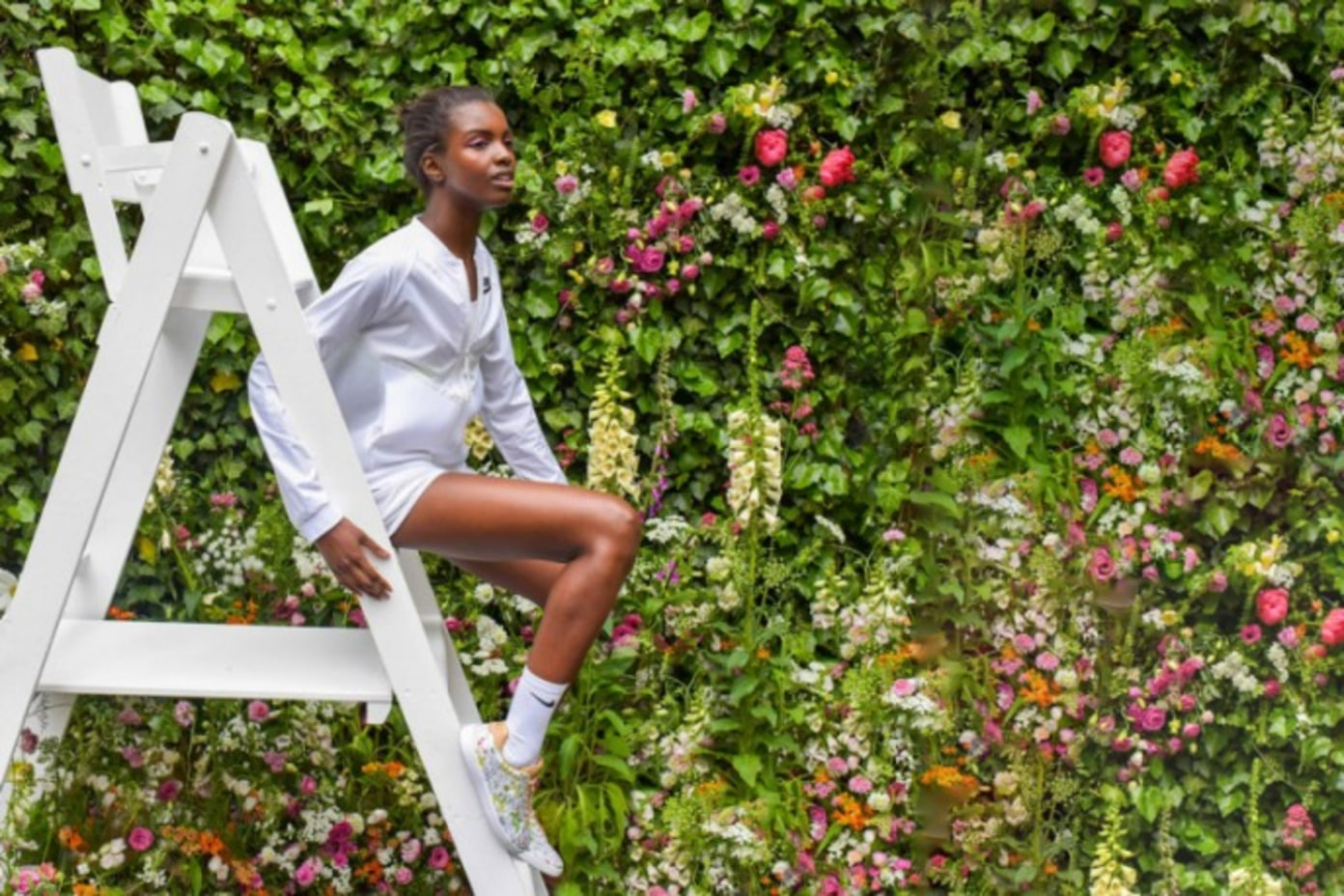 """NikeCourt x Liberty """"Not Your Garden Variety"""" Collection"""