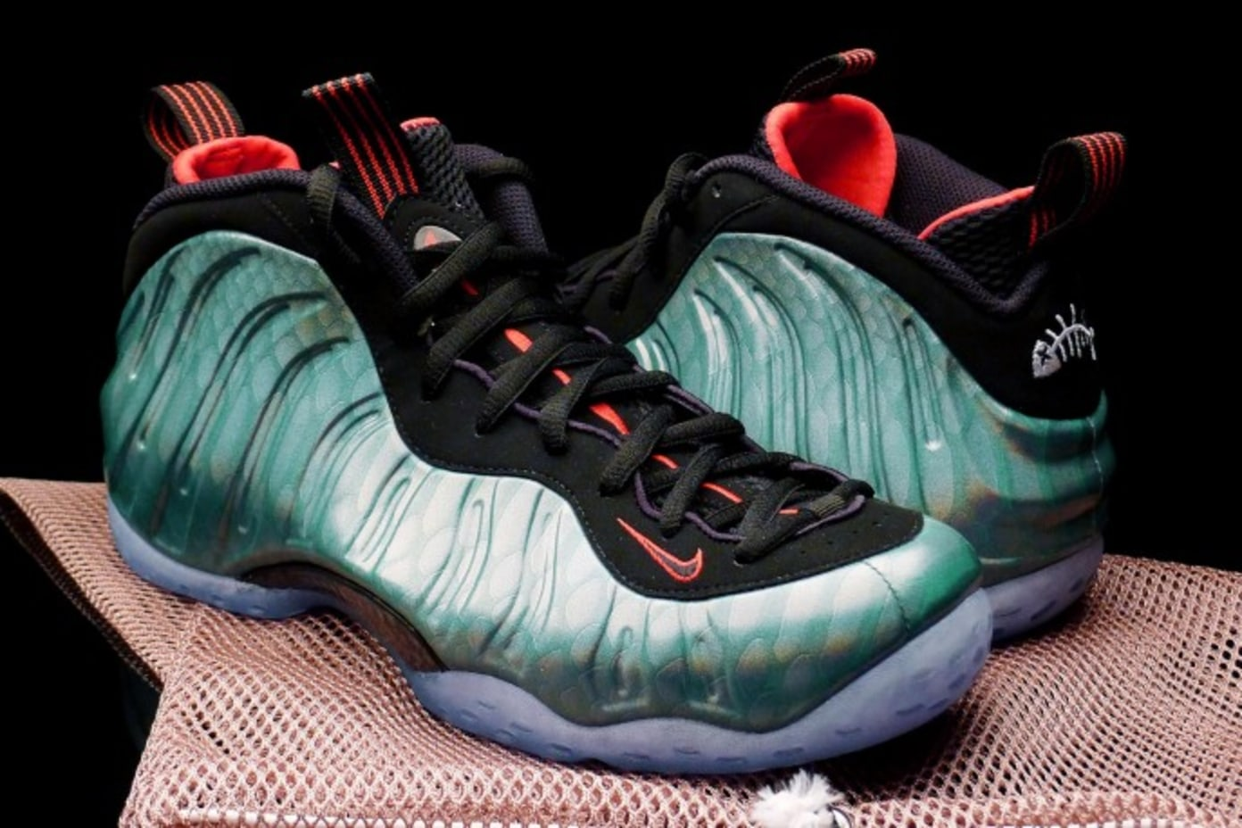 The Nike Air Foamposite One - Gone Fishing