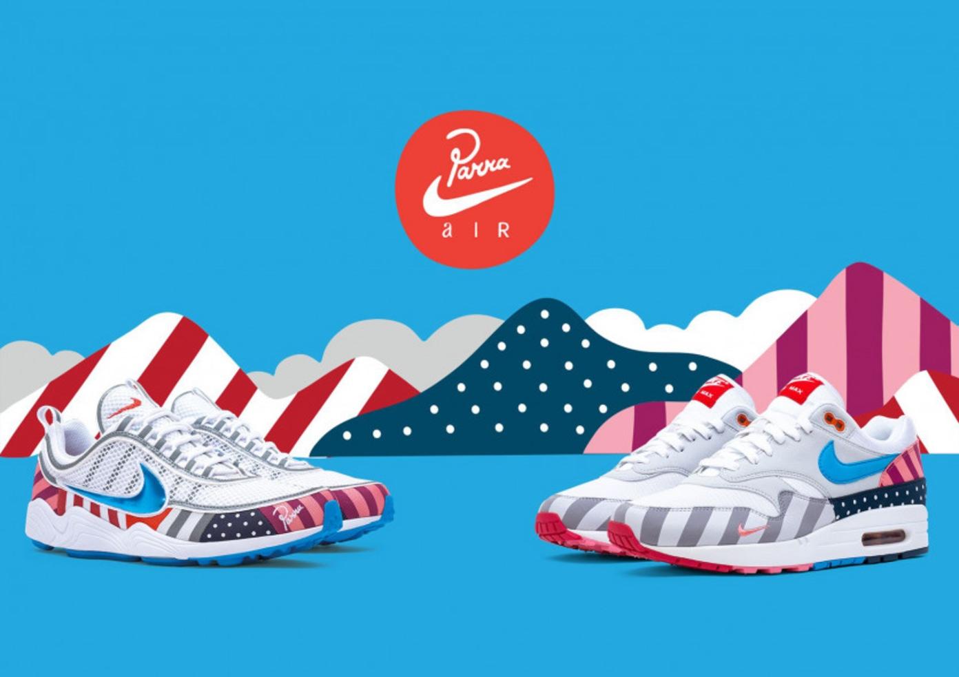 Nike x Parra Collaboration